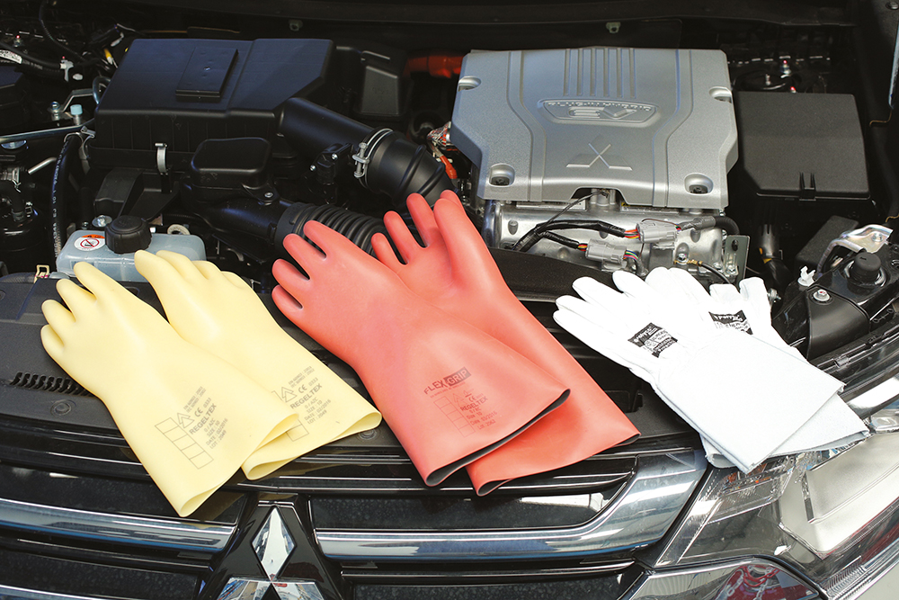 Laser Tools range of Insulated Gloves