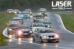 Laser Tools announces new race partnership with the 750 Motor Club's BMW 116 Trophy series