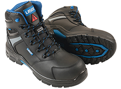 Working on electric vehicles? These fully-featured safety work boots from Laser Tools offer 1000V protection!