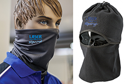 Keep warm and look cool, with these multifunction unisex snoods