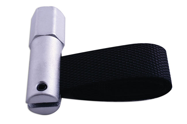 Oil Strap Filter Wrench - to 120mm dia