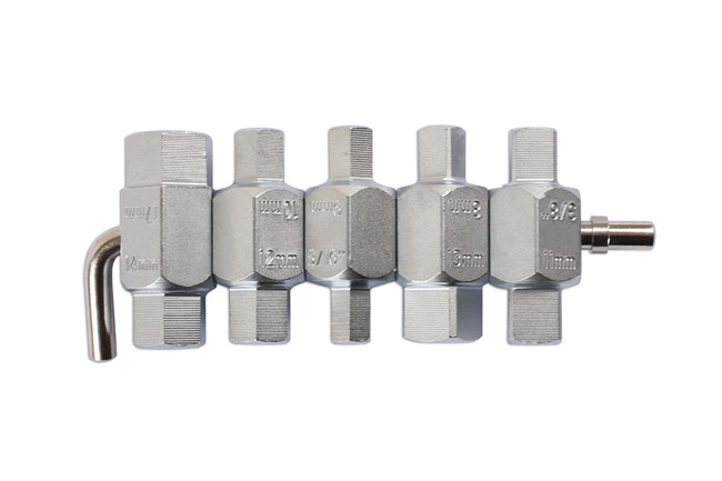 Drain Plug Key Set 5pc