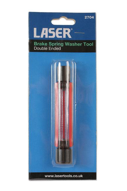 Laser Tools 2704 Brake Spring Washer Tool