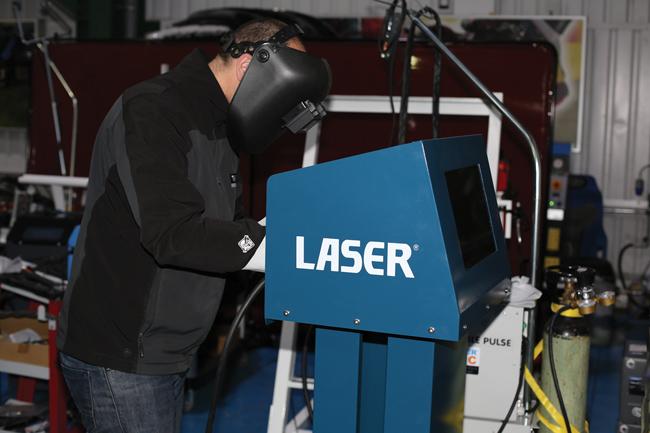 Laser Tools 2831 Welding Helmet with Lens