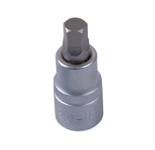 "Pentagon Socket Bit 1/2""D 10mm"