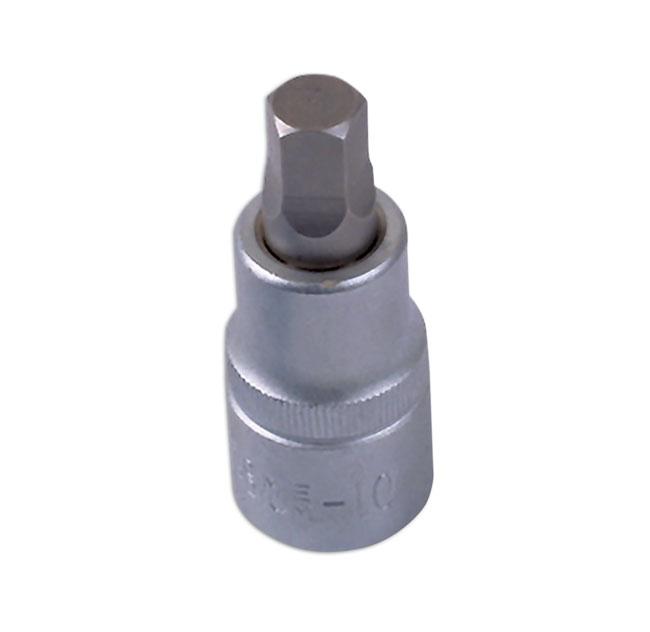 """Pentagon Socket Bit 1/2""""D 10mm"""
