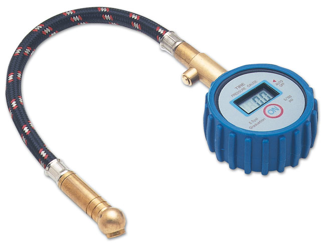 Tyre Pressure Gauge - Digital