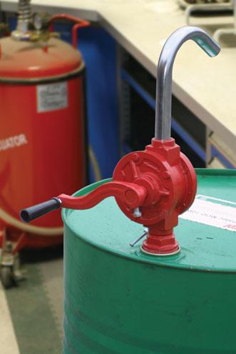 Laser 2709 Barrel Pump