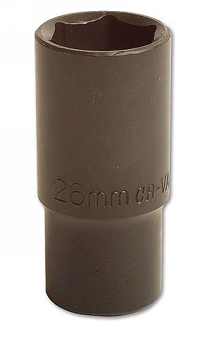 """Hub Nut Socket 26mm 1/2""""D - PSA"""