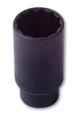 "Socket - Bi-Hex 1/2""D 30mm - for PSA"