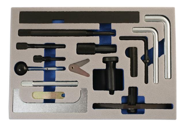 Laser Tools 4145 Engine Timing Tool Kit PSA 1.4//1.6 Ford 1.4//1.5//1.6 TDCi