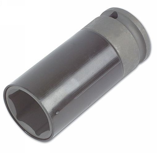 Deep Alloy Wheel Nut Socket 15mm Deep