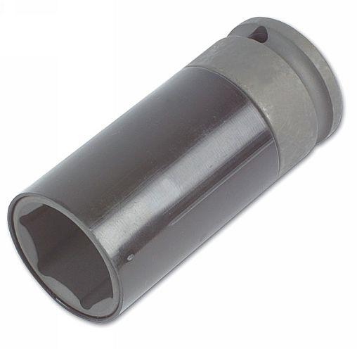 Deep Alloy Wheel Nut Socket 15mm Deep