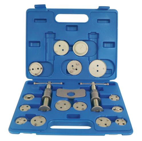 Brake Caliper Rewind Tool Kit 18pc