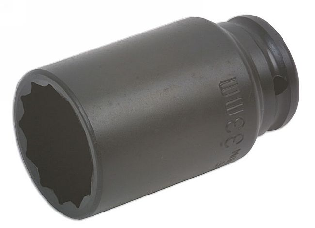 "Deep Impact Socket 1/2""D 33mm"