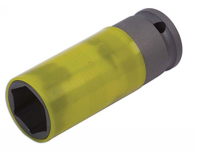 "Alloy Wheel Nut Socket 1/2""D 22mm"