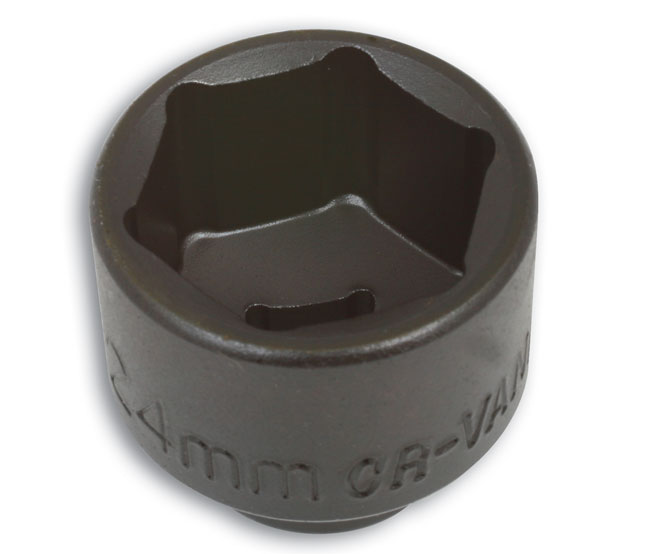 "Oil Filter Socket 3/8""D - 24mm"