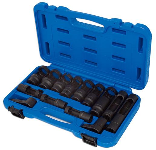 Diesel Injector/Lambda Socket Set 14pc
