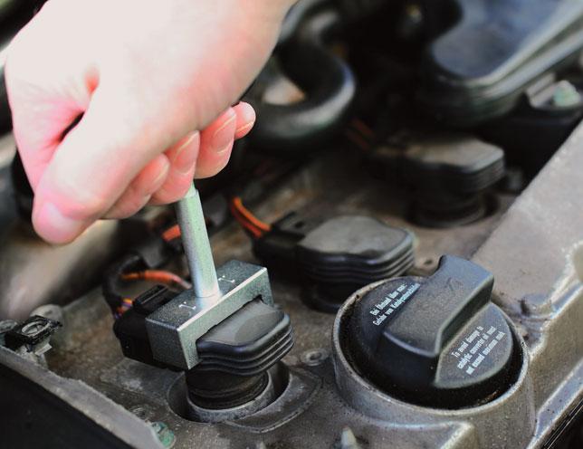 Ignition Coil Puller Set 4pc - VW/Audi   Part No. 4348 ...
