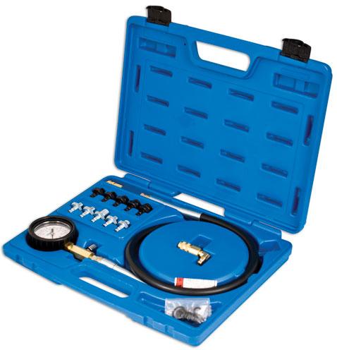 Pressure Test Gauge Testing Oil Pump Pressure