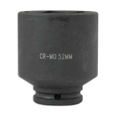 """Hub Nut Socket 1/2""""D 52mm"""