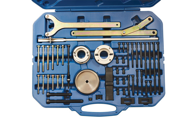 Overhead image of Laser Tools | 4898 | Engine Tool Kit - Toyota/Mitsubishi