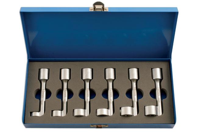 """Diesel Injector Line Socket Wrench Set 1/2""""D"""