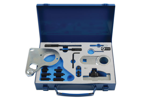 Timing Tool Kit - for Renault 1.6, 2.0, 2.3 DCI, Nissan