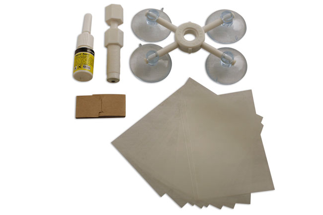 5198 Windscreen Repair Kit