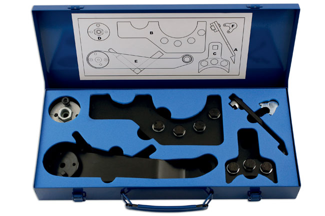 5204 Engine Timing Tool - for VAG 2.5TDI PD