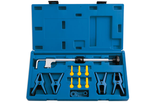 Fuel & Injection Line Clamp & Stopper Kit