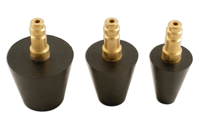 Radiator Cone Set 3pc