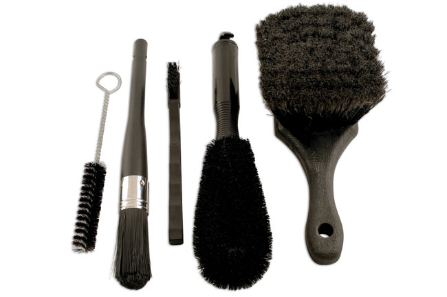 Mechanics Brush Set 5pc