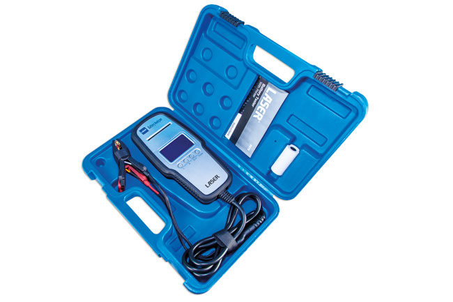 Laser Tools 5275 Battery Tester with Printer
