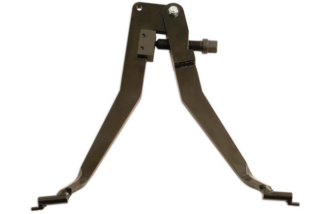 HGV 5pc Laser Tools 7160 Brake Caliper Wrench Set
