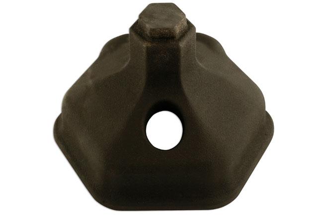 Axle Nut Socket 140mm - for SAF