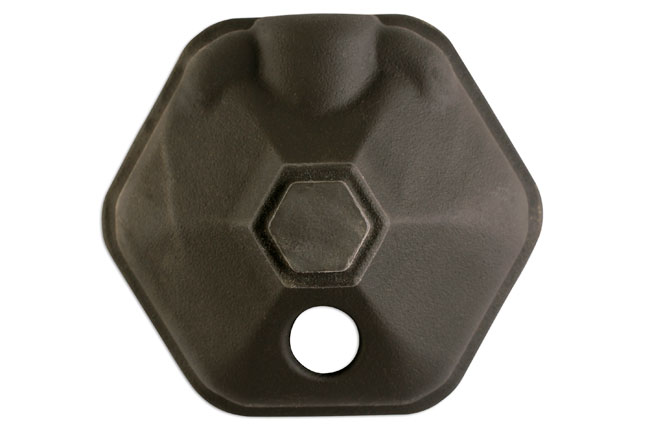 Axle Nut Socket 140mm - SAF | Part No  5329 | Part of the