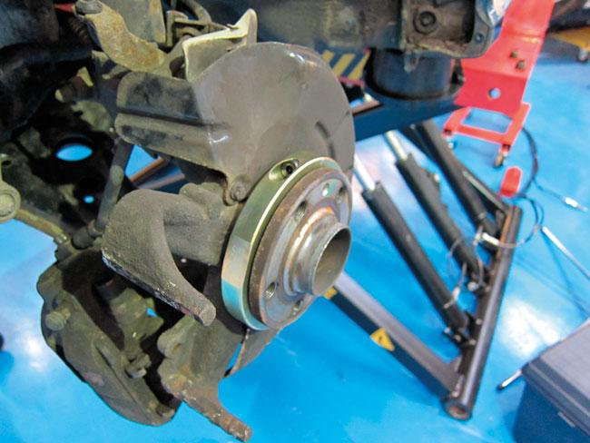 Laser Tools 5473 GEN2 Wheel Bearing Kit 72mm - for VAG