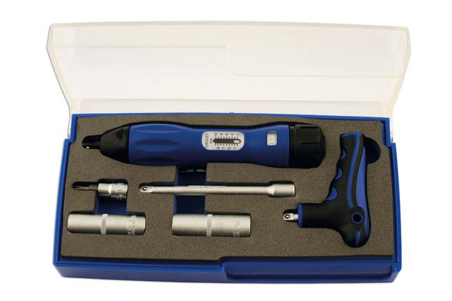 TPMS Torque Driver & Tool Set 6pc