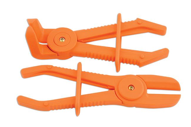 Flexible Hose Clamp Set 2pc