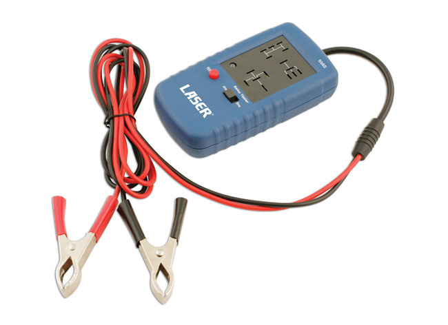 image of laser tools 5562 automotive relay tester