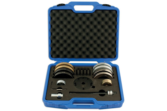 GEN2 Wheel Bearing Kit 62, 66mm - for VAG