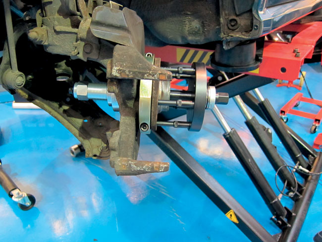 Laser Tools 5582 GEN2 Wheel Bearing Kit 85mm - for VAG