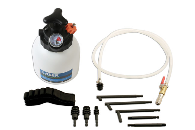 ATF Oil Dispenser with Adaptors