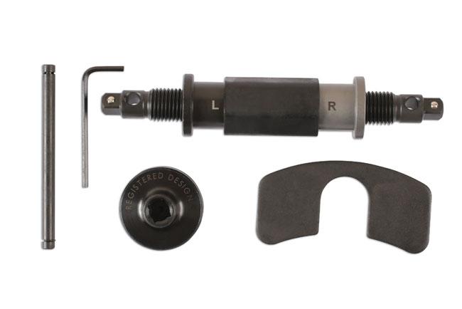 Adjustable Brake Caliper Rewind Tool Kit