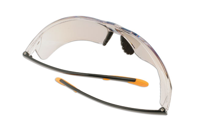 Left image of Laser Tools | 5674 | Safety Goggles - Clear/Mirror