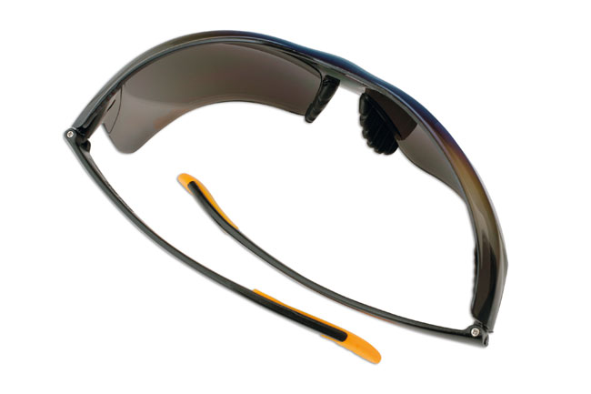 Left image of Laser Tools | 5675 | Safety Goggles - Black/mirrored
