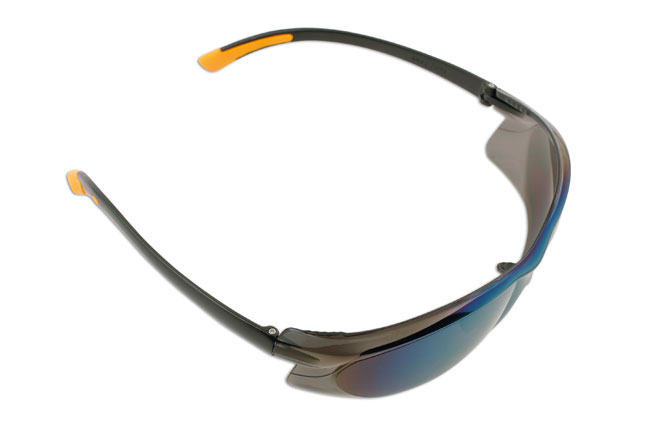 Right image of Laser Tools | 5675 | Safety Goggles - Black/mirrored