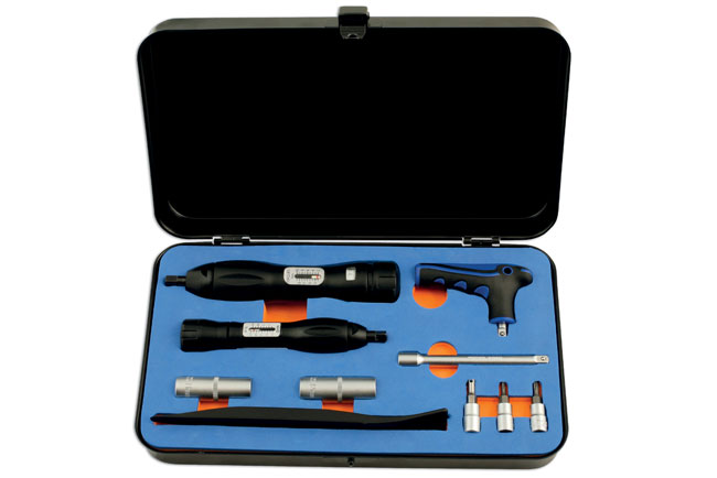 TPMS Torque Driver & Tool Set 10pc