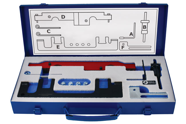 Engine Timing Tool Kit - for BMW N43